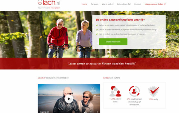 Lach.nl 50+ dating